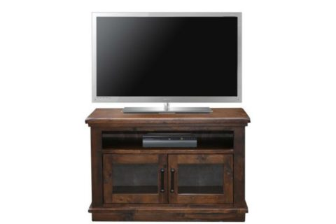 rustic pone tv unit